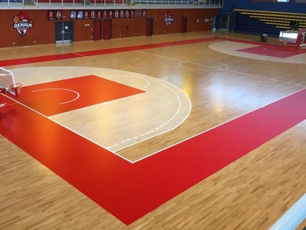 Wood Floor Partners dans le monde du sport