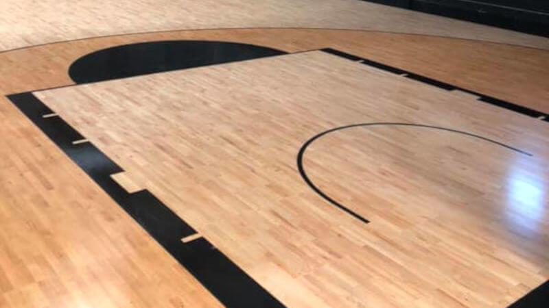 Wood Floor Parquets dans le sport