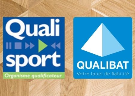 Labels qualisport et qualibat