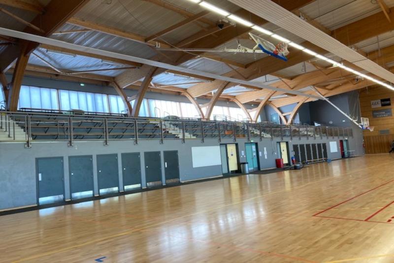 Salle Coubertin – Lambersart